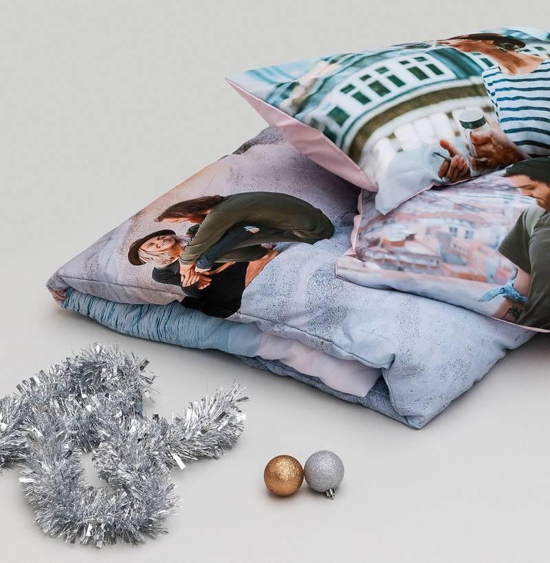 Sängkläder med bilder