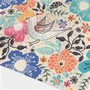 poplin printed cotton fabric CA