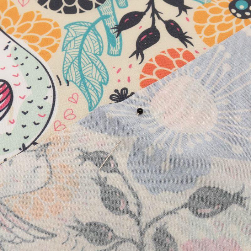 stampare su stoffa organica popeline online