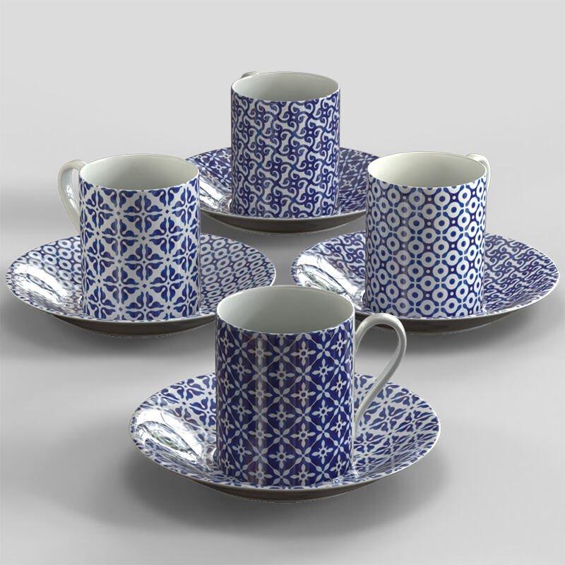 Disegna Set da Caffè o Tè