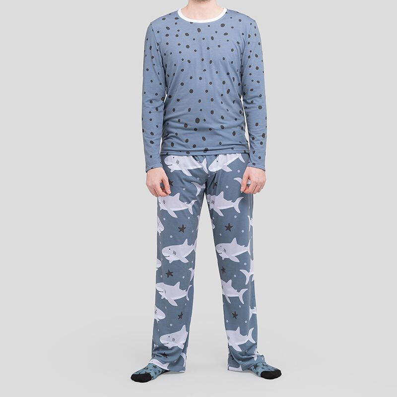 Skräddarsytt pyjamasset