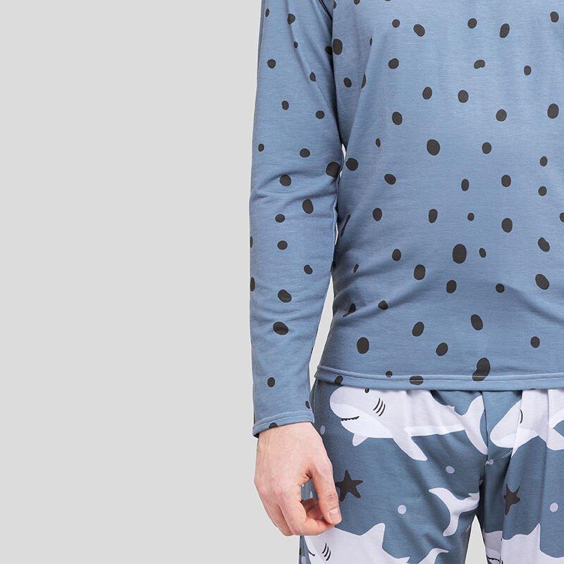Personligt pyjamasset för Herr och Dam