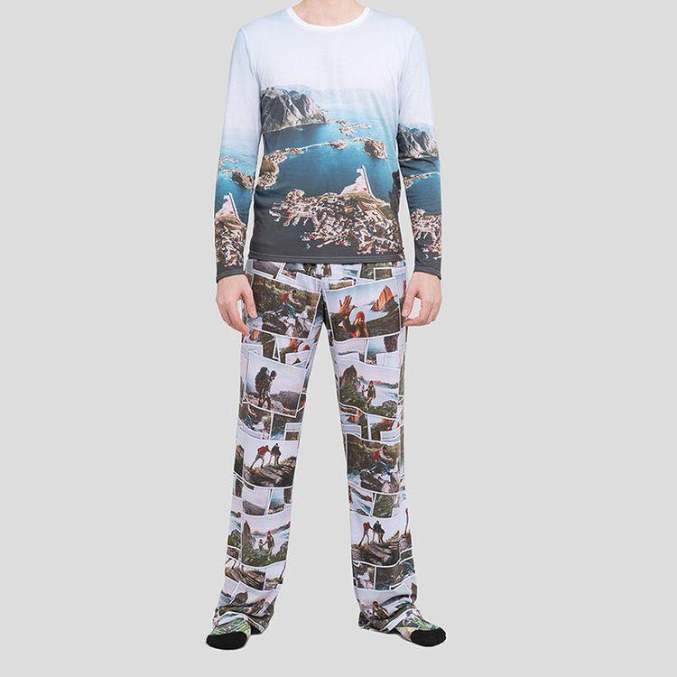 オリジナルパジャマセット 英国製