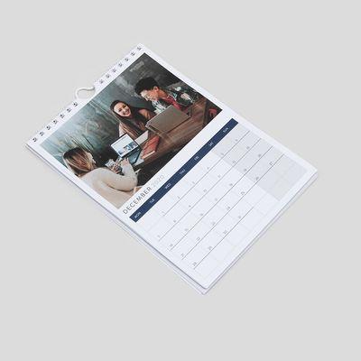 calendario personalizado a5 fotos