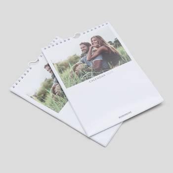 calendario personalizado con fotos