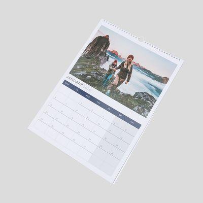 Calendari con foto 2021