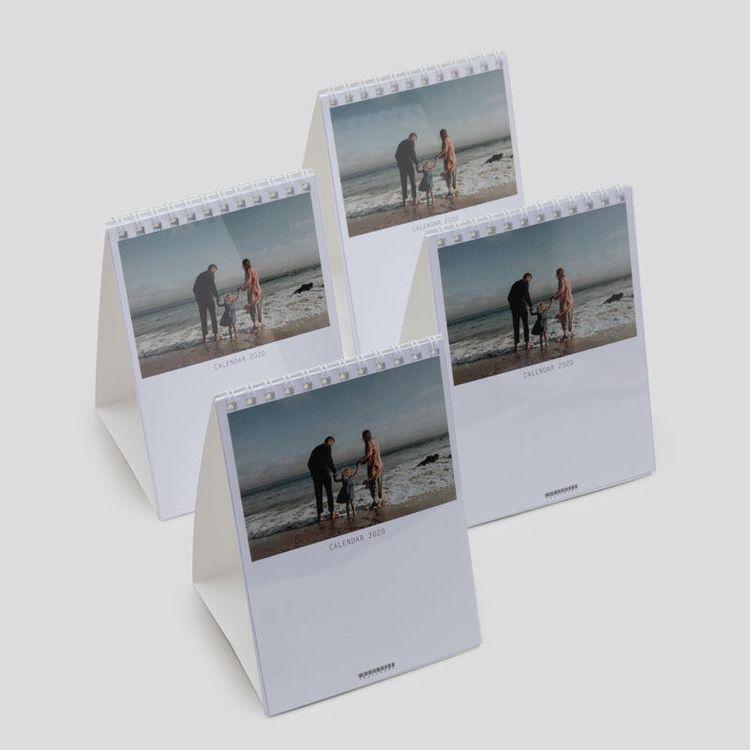 calendrier A6 avec votre photo