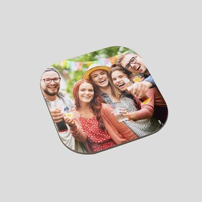 ビールコースター 写真プリント