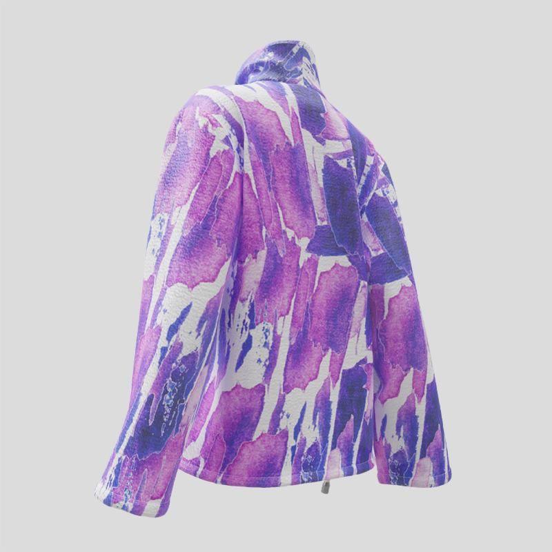 custom wrap blazer