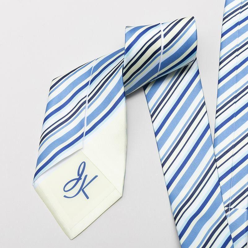 krawatte rückseite detail