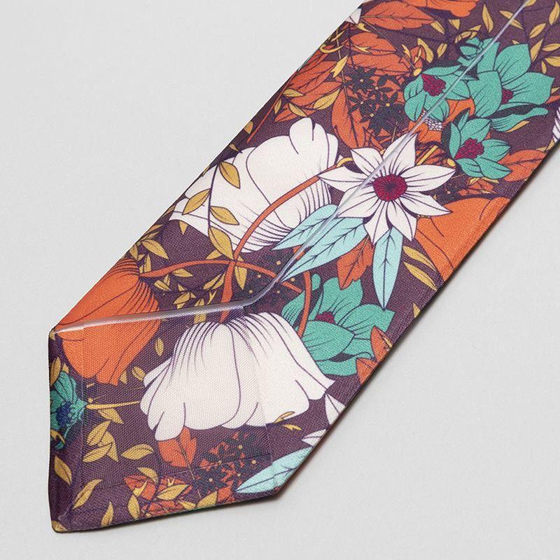 details of unique ties