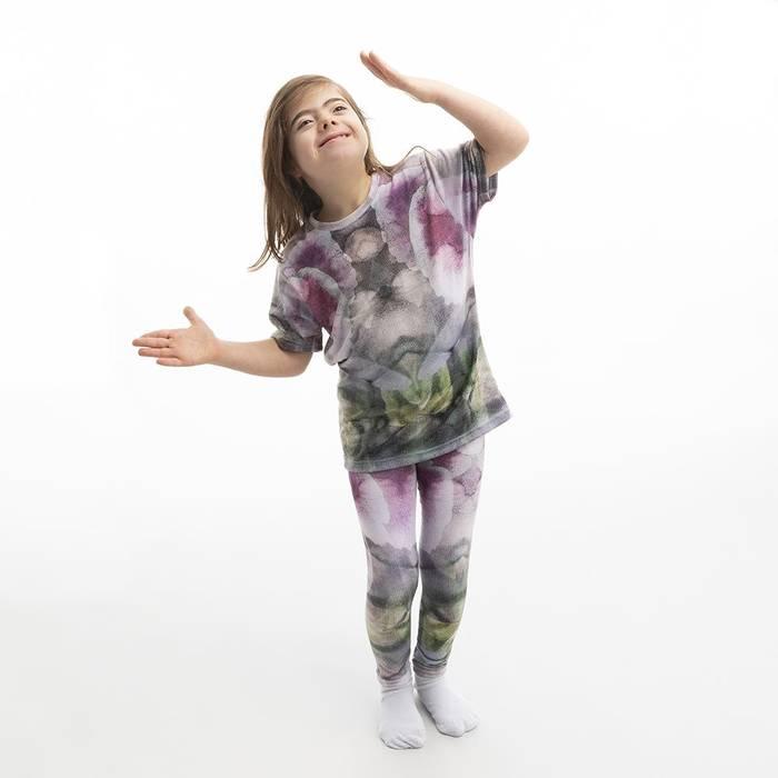 kids printed leggings