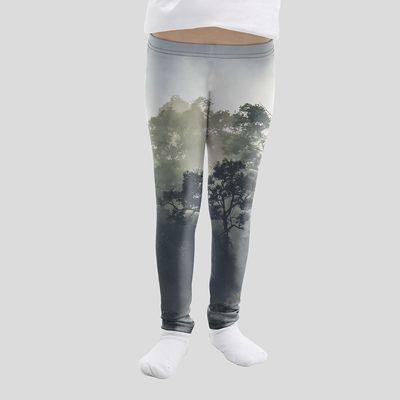 Legging personnalisé pour fille