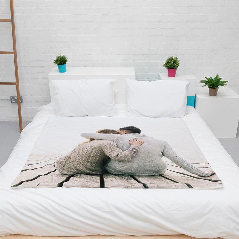 Super Soft Custom Blanket Design Super Soft Personalized Blankets