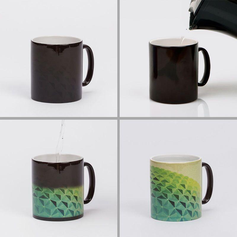 heat changing mug how it works