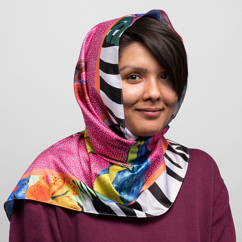 custom headscarf