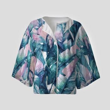 personalised kimono jacket