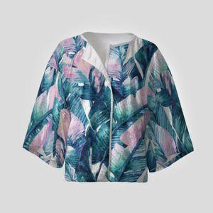 personalized kimono jacket