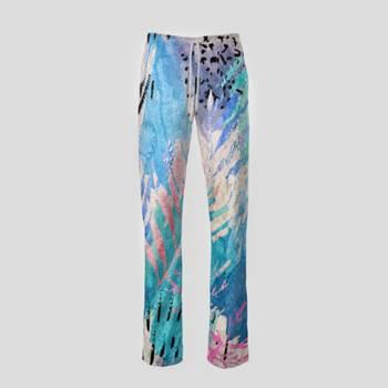 Pantaloni coulisse donna personalizzati