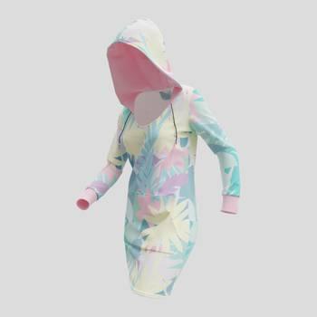 Robe à capuche