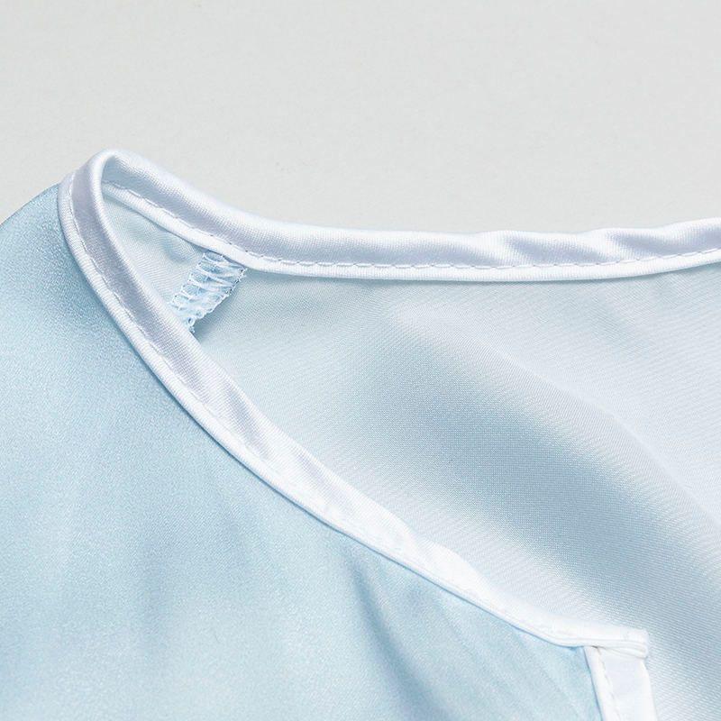 summer blouses neckline