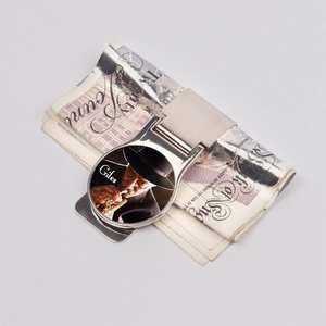 personalised money clip