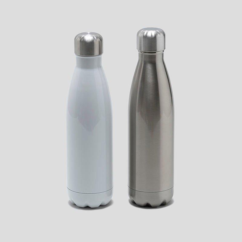 colori di base della bottiglia termica personalizzata