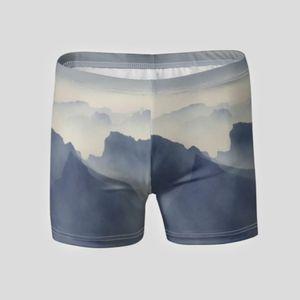 men's personalized swim trunks