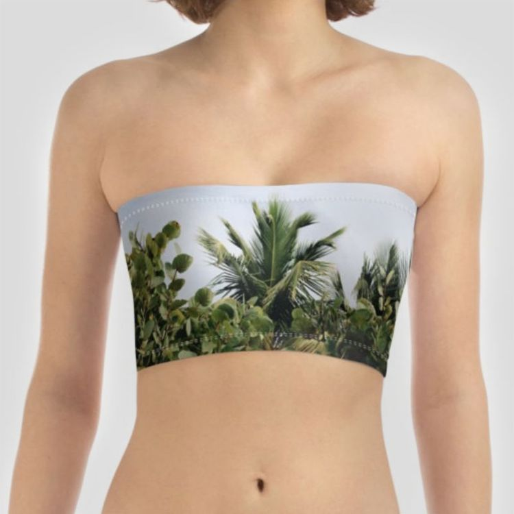 make your own bikini top