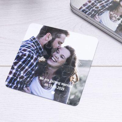 wedding jigsaw puzzle invitations