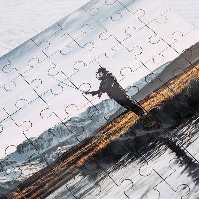100 Piece Photo Puzzle