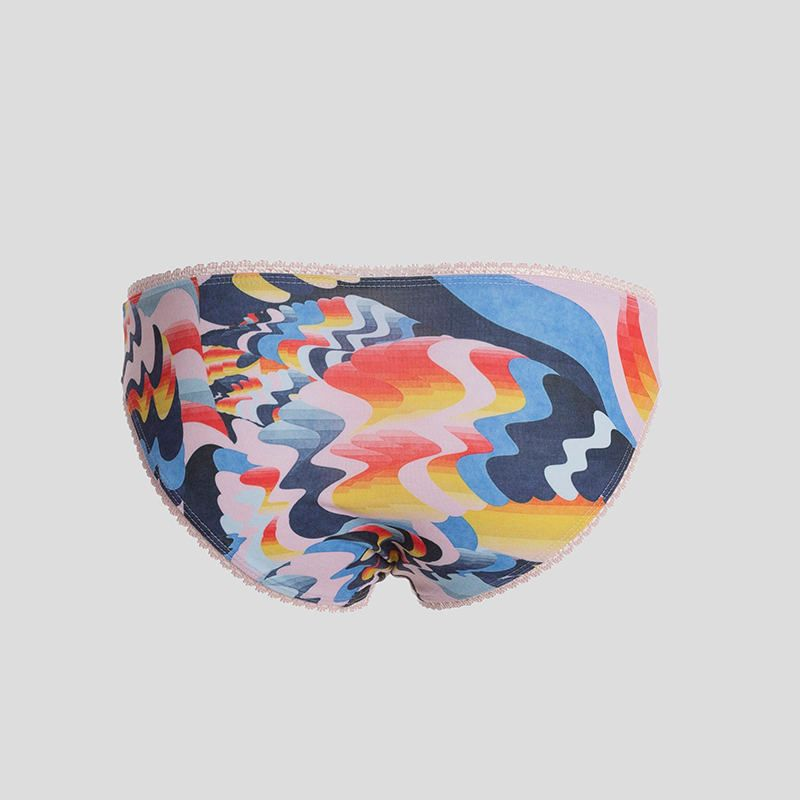 custom printed panties