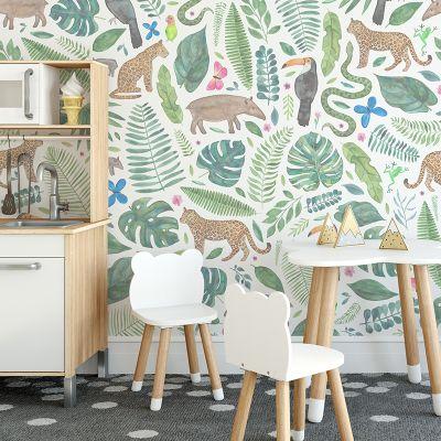 kids wallpaper design