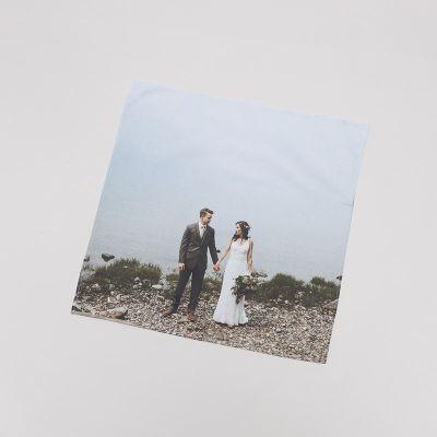 custom wedding anniversary napkins