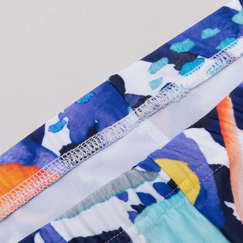stitching on custom hot pants design