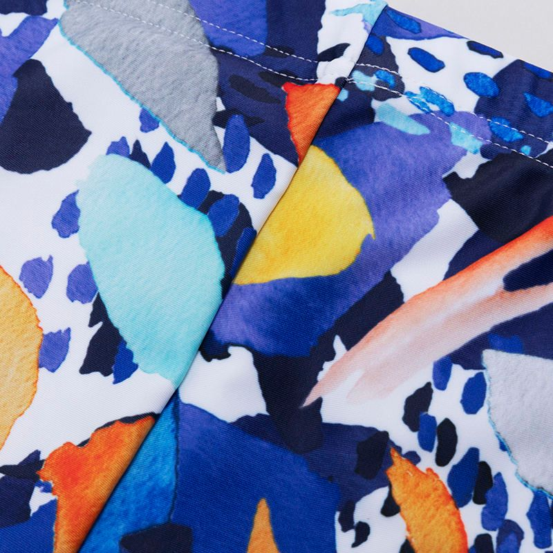 design your own hot pants swimwear