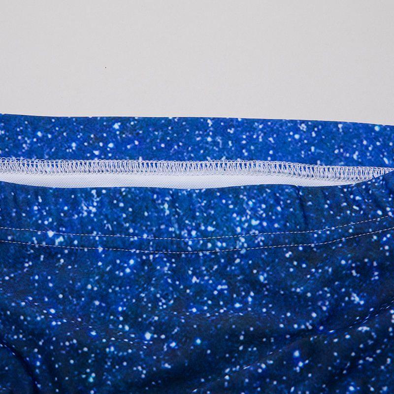 customised bandeau top detaild