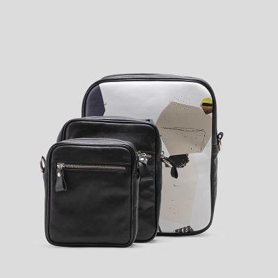 men's custom bags
