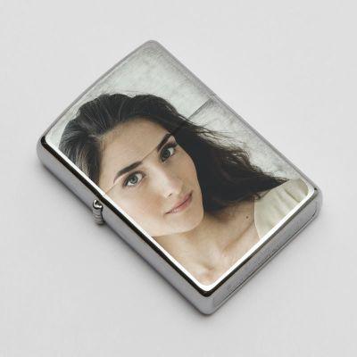 face zippo© lighter