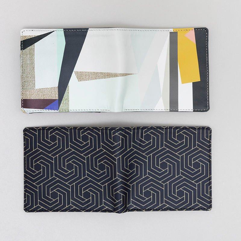 custom slim wallets for men