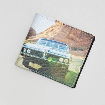 写真プリント 財布