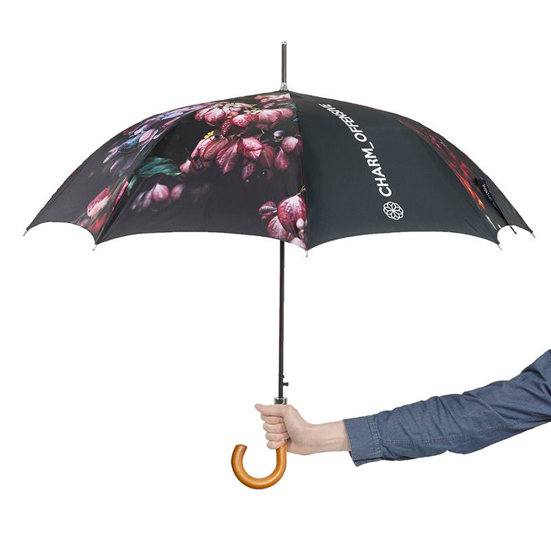 デザイン傘 オーダーメイド ワンタッチジャンプ