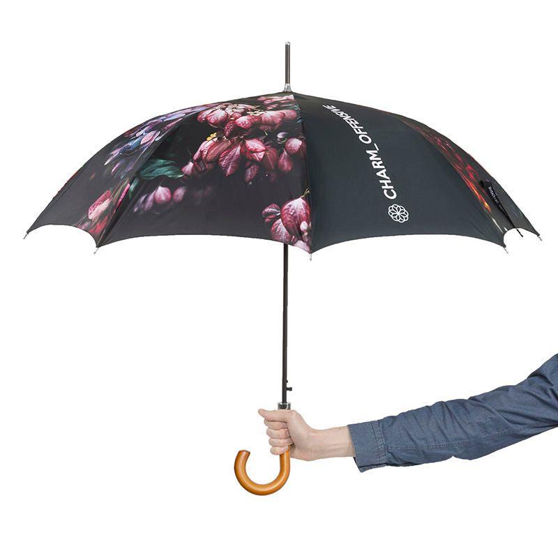 Parapluie imprimé avec votre marque