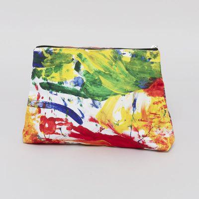 custom clutch bag