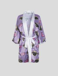 Face Kimono