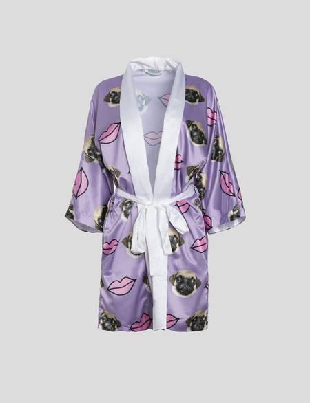 kimono with face on it