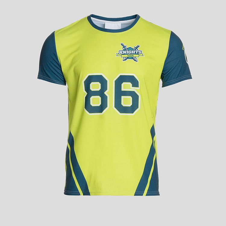personalised football T-shirts