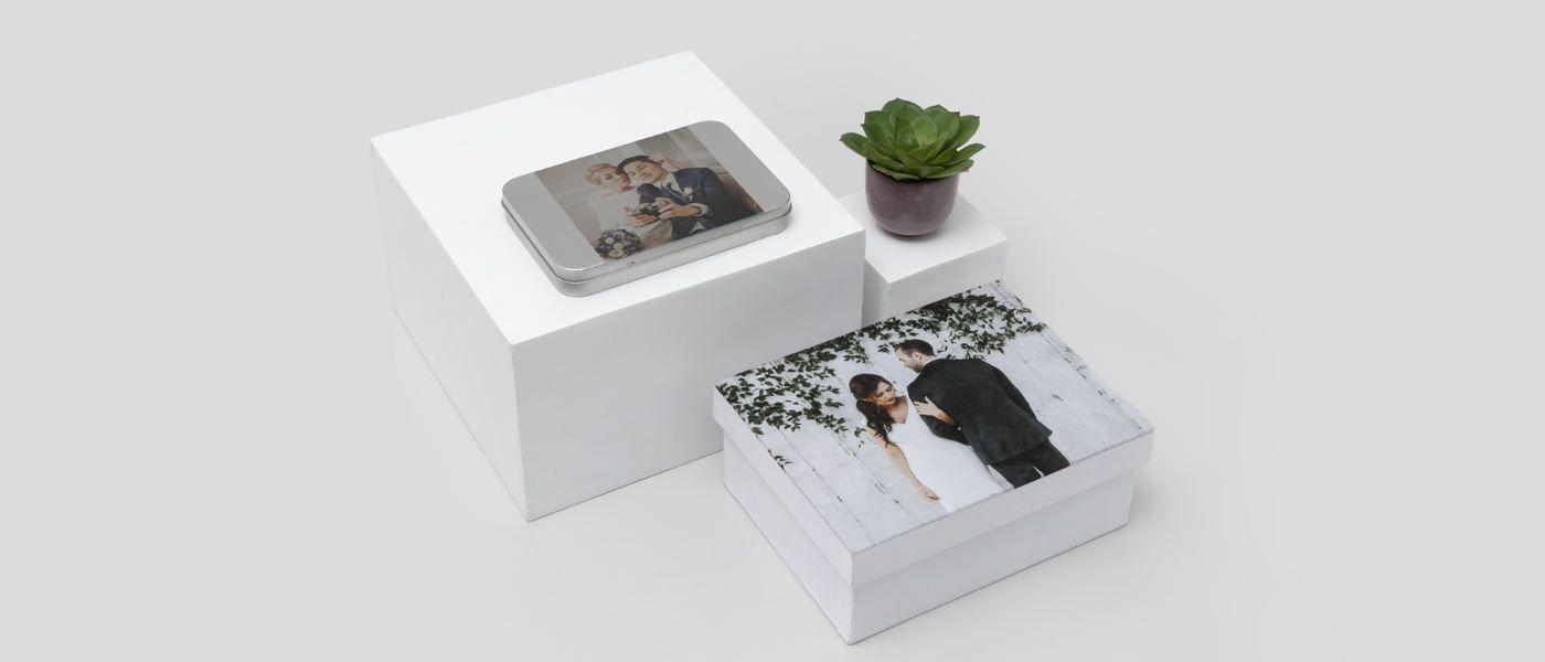 个性化纪念盒