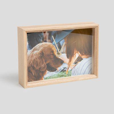 reloj personalizado rectangular con foto