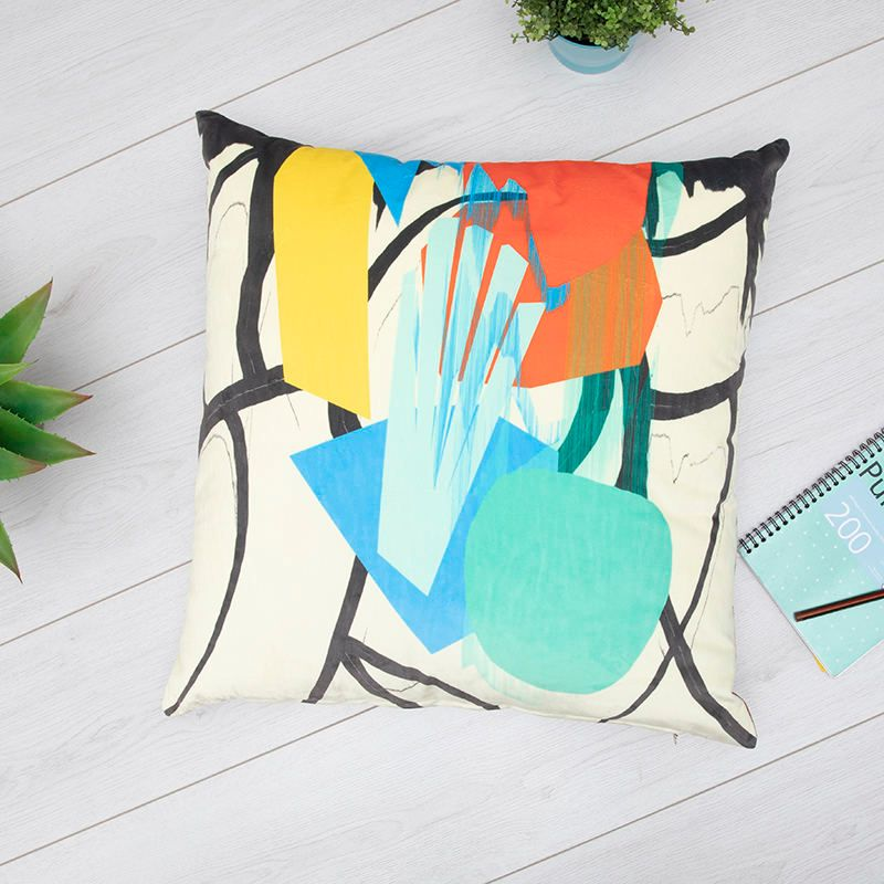 design customised pillow